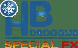 Logo HB Droogijs & Specialfx